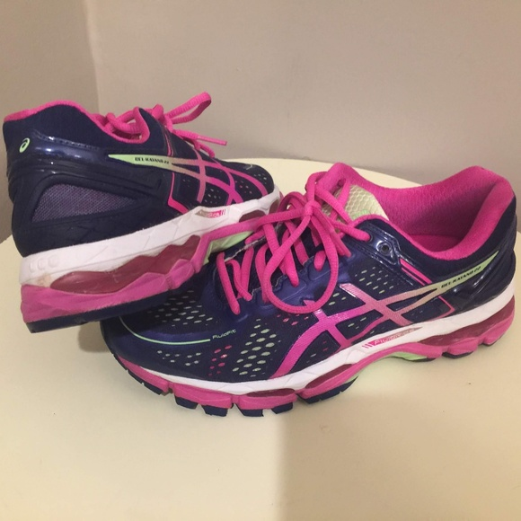 Asics Gel Kayano 22 Women's Running Shoe Sz 7.5